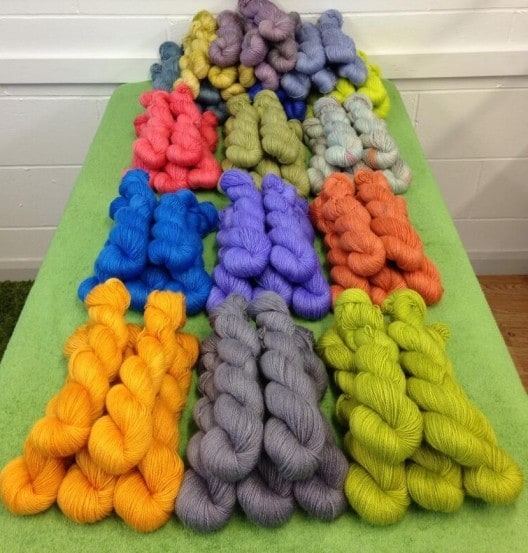 Delightful Teeswater from Yarn Garden. but click on  pic for more from their shop!)