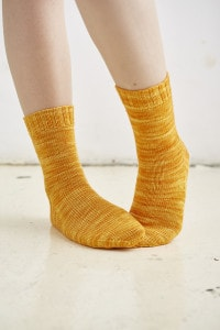 Dave Socks from Coop Knits Socks Volume 2. Image used with kind permission.