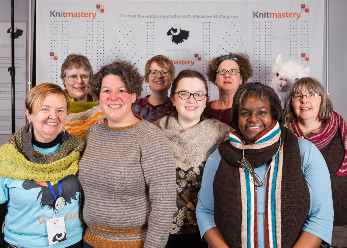 Knitting Groups Edinburgh : Edinburgh yarn festival photographed by malena