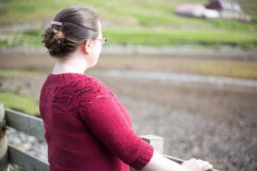 Looking Sae Pensive