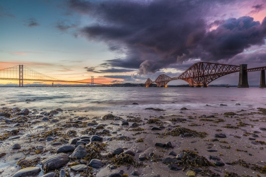 Face over the Forth